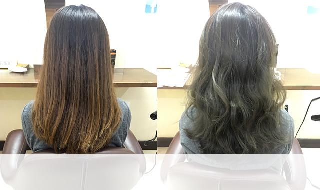 髪質改善&エイジングケア